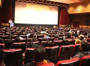 Anil Zankar speaks at the 3-day Sci-Fi film fest | NFAI - Pune