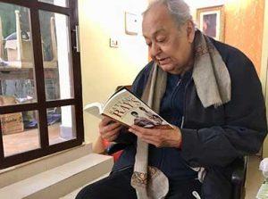 Amitava Nag's book, 'Satyajit Ray's Heroes and Heroines', launched | Abar Baithak, Kolkata