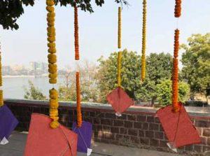 Aseem Chhabra speaks at the Bhopal Literature and Art Festival | Bhopal