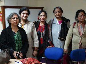 Ratnottama Sengupta et al speak on contemporary relevance of Mrinal Sen | Muktodhara Conference Room, Delhi