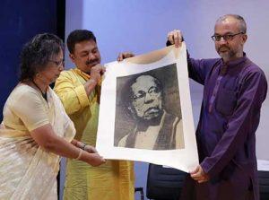 Ratnottama Sengupta at scriptwriter Nabendu Ghosh's 102 birth anniversary celebration | Kolkata