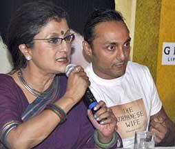 Aparna Sen at a Press conference
